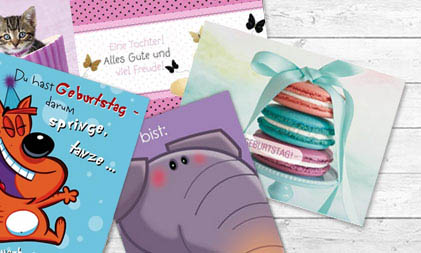 Online Grusskarten Gluckwunschkarten Und Kostenlose E Cards
