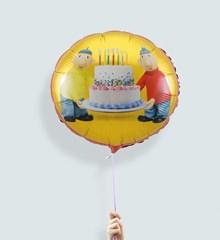 Ballon Gefeliciteerd Buurman en Buurman