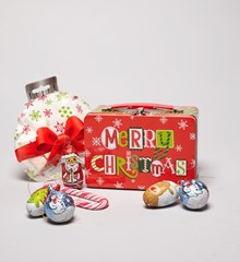 Snoep Koffertje Merry Christmas