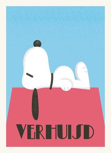 - Verhuiskaart-Snoopy-liggend
