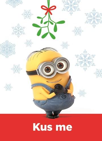 - kerst-minions-kus-me