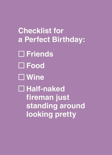 - checklist-for-a-perfect-birthday