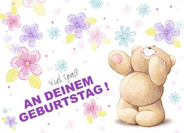 Geburtstagskarte Teen Mädchen - CD0A0E98-90E9-47FD-B5FC-37035D307AE4