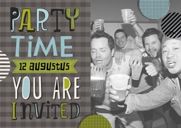 - fotokaart-party-time-you-are-invited-