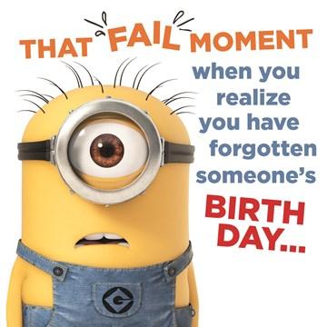 Super Kaarten Verjaardag te laat | Hallmark @CY45