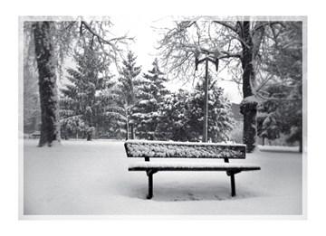 Winterkarte - Winter Grußkarte  - 30CFC9B7-B700-408B-BA91-255CCE0A706A