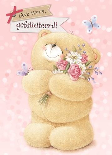 verjaardagskaart vrouw - gefeliciteerd-vrouw-knuffel-lieve-mama