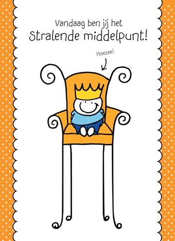 - koning-stralende-middelpunt
