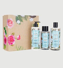 Love Beauty and Planet Coconut Water & Mimosa Flower Cadeauset