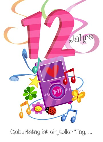 Geburtstagskarte Lebensalter - 08924251-801C-49F9-B2D2-E2C83CF87F37