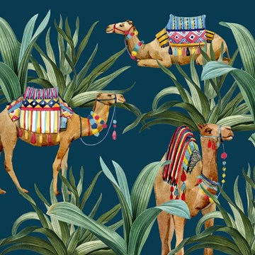 - CLA-kamelen-met-palmen