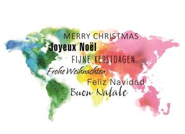 - kerst-wereldkaart