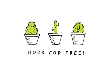 - hugs-for-free