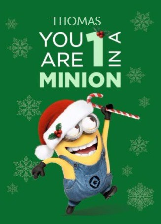 - kerst-minionsyou-are-one-in-a-minion