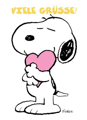 Snoopy Karte - C0C6A240-919A-431D-A2F6-57DBC0D0275A