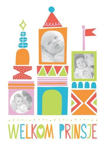 - kasteel-prins-geboorte-kaart