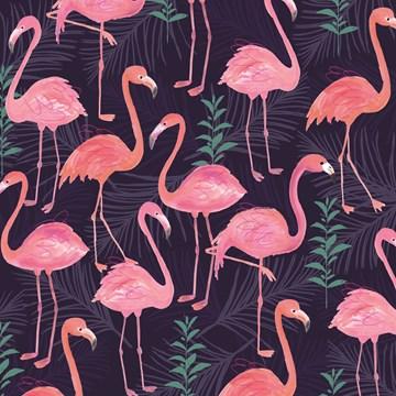 - vers-van-de-pers-kaart-met-meerdere-een-roze-flamingo