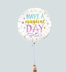 Ballon Have a magical day