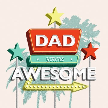- Vaderdagkaart-Hip-Dad-you-are-awesome
