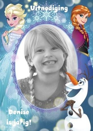 Verbazingwekkend Kaarten Disney - Frozen | Hallmark OW-56