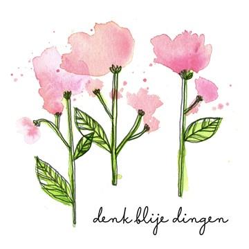 - roze-bloemen-watercolor