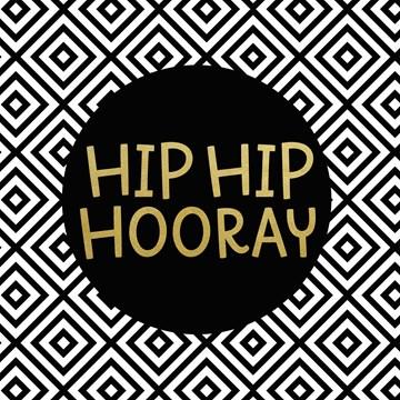 Gold & Fabulous - golden-hip-hip-hooray