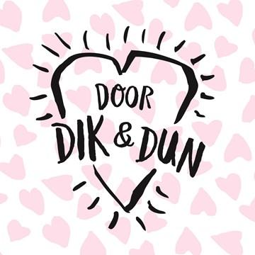 valentijnskaart - vriendschap-door-dik-en-dun