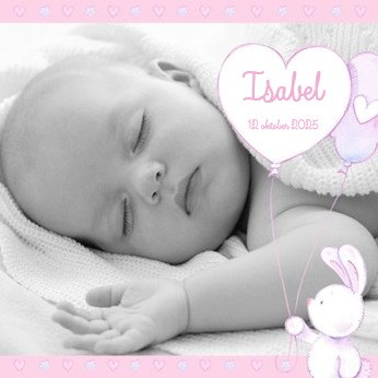 - schattige-roze-foto-kaart
