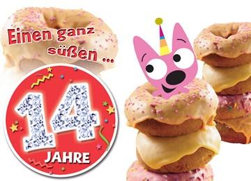 Geburtstagskarte Lebensalter - 72396EA0-A67E-48F2-A660-7343772DBFC7