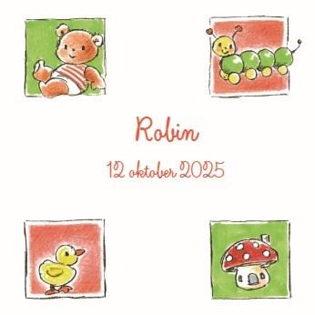 - geboorte-kaartje-vier-vakjes