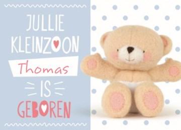 Fabulous Felicitatie geboorte kleinzoon? Stuur een felicitatiekaart! | Hallmark @SI64