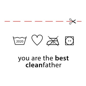 - Vaderdagkaart-Grappig-You-are-the-best-Cleanfather