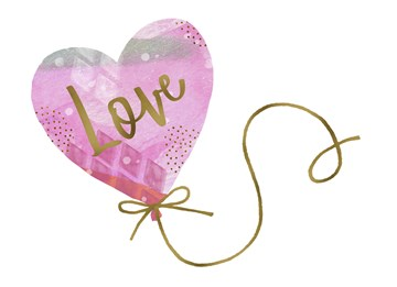 - love-ballon