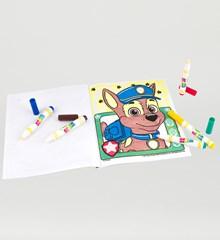 Crayola Paw Patrol Color Wonder Knoeivrij Kleurboek