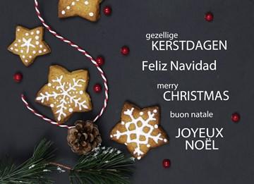 Kerstkaart - kerstkoekjes-met-meerdere-talen