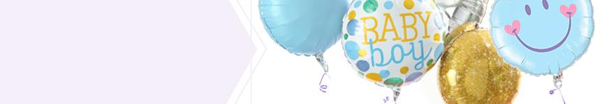 Geboorteballonen voor jongen