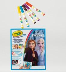 Crayola Frozen 2 Color Wonder Knoeivrij Kleurboek