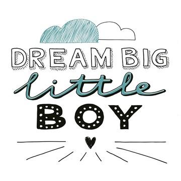 - text-it-kaart-dream-big-little-boy