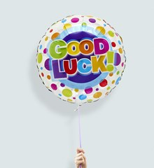 Ballon Good Luck