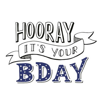 - text-it-kaart-hooray-its-your-bday