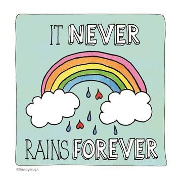 - een-motiverende-kaart-it-never-rains-forever