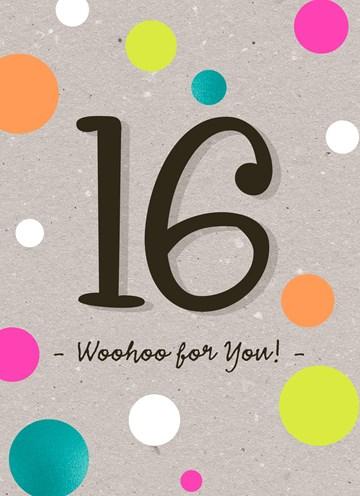 - Verjaardagskaart-16-verjaardag-tiener-meisje