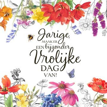 - Kaart-flowers-by-Marjolein-Bastin-Jarige-maak-er-een-bijzonder-vrolijke-dag-van