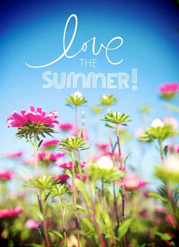 - love-the-summer