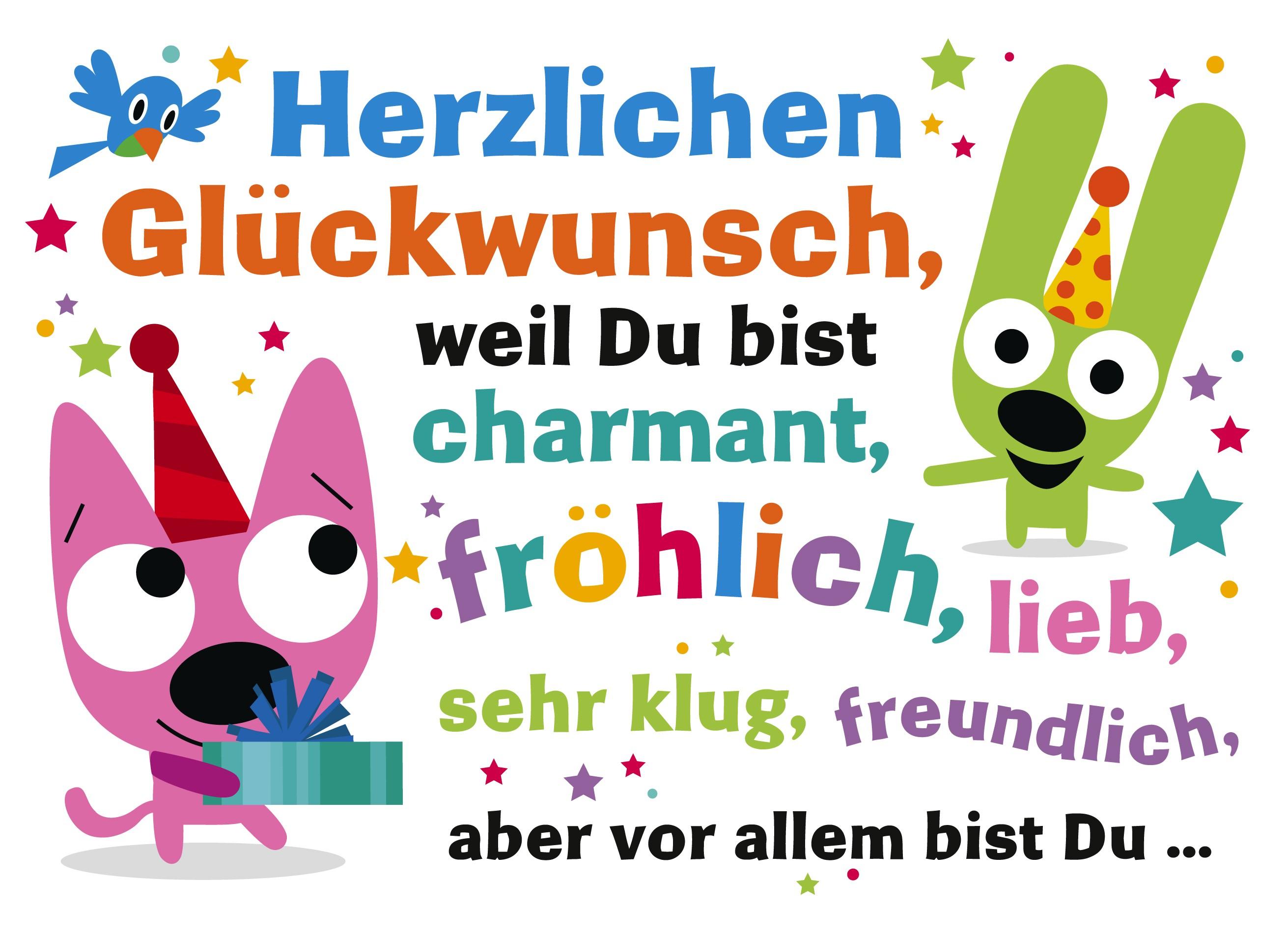 Geburtstagsglückwünsche Video Lustig