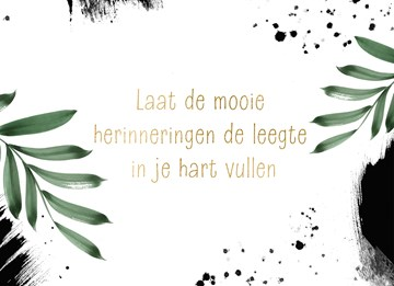- Condoleancekaart-Laat-de-herinneringen-de-leegte-in-je-hart-vullen