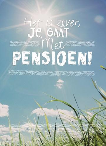 Werken / Pensioen kaart - ombouw-het-is-zover-je-gaat-met-pensioen
