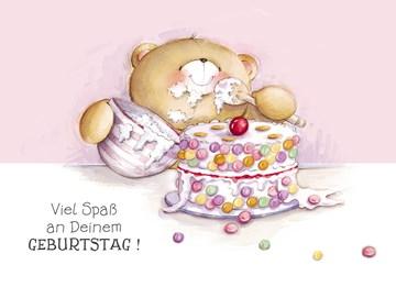 Geburtstagskarte Teen Mädchen - 68F97A10-D6FC-4709-ADDF-C3ACBC116BD0