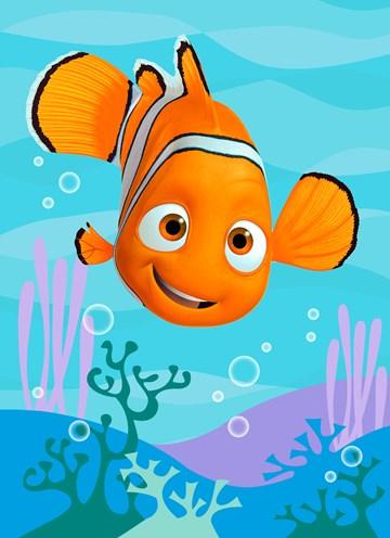 - finding-nemo-zwemt-in-de-zee