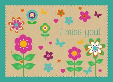 Liebeskarte - Freundschaftskarte - 3B648369-48E6-44E5-A07A-34F218C943B0